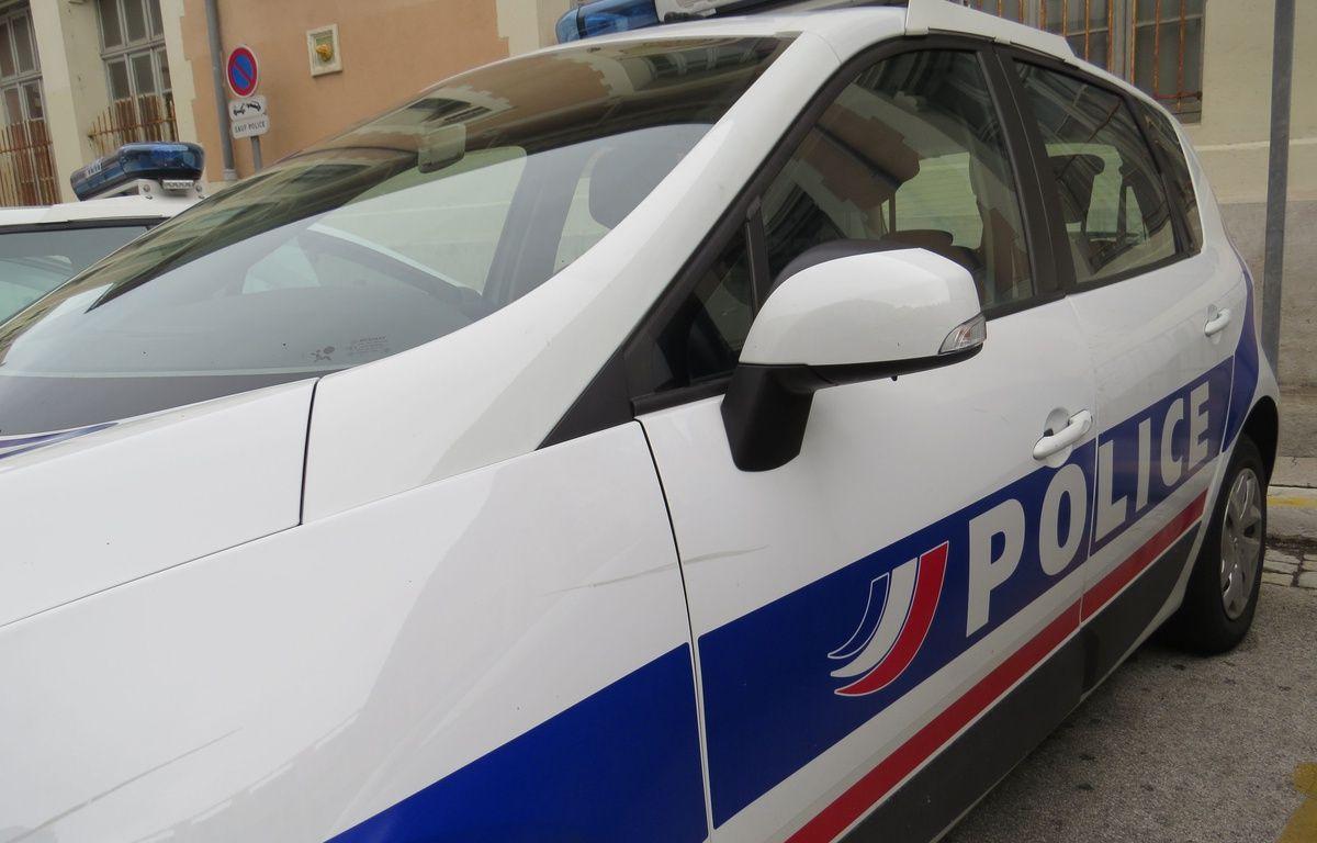 Illustration d'une voiture de police. – A. Rancoule / 20 Minutes