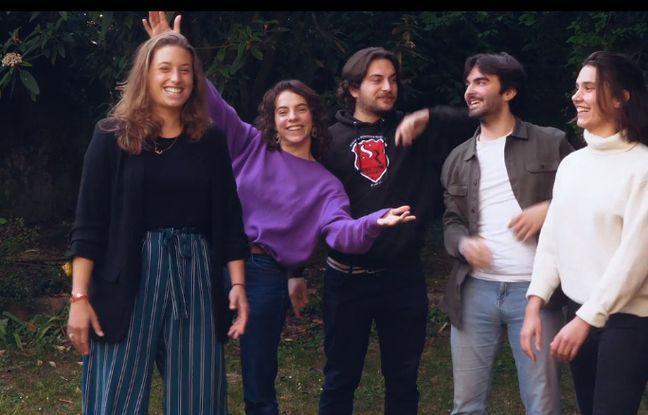 L'équipe du documentaire