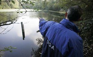 Les ballastières de Braqueville, quatre étangs situés à proximité de l'Oncopole dans lesquels est immergé de la nitrocellulose.