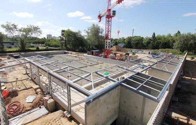 Rennes en 2018 br guigny offrira une baignade ext rieure for Construction piscine rennes