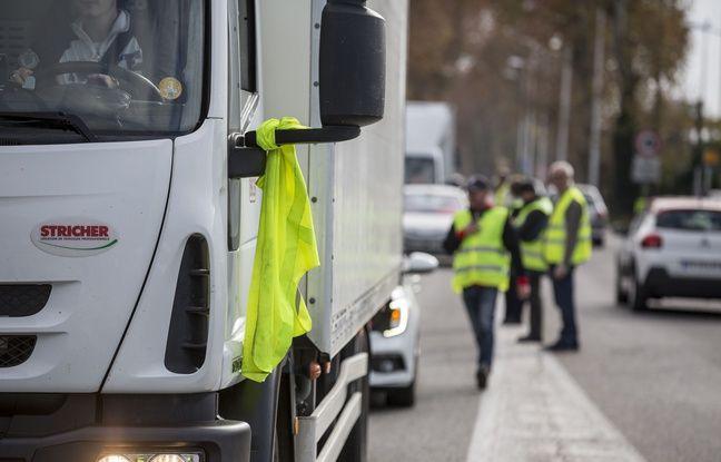 VIDEO. «Gilets jaunes» à Toulouse: La justice ordonne la levée du blocage d'une centrale d'achats de Leclerc