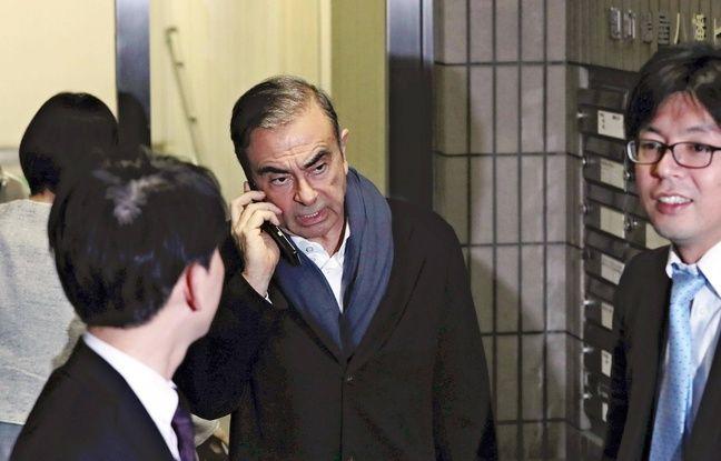 Affaire Carlos Ghosn: Des parlementaires souhaitent que l'ex-patron de Renault-Nissan soit rapatrié et jugé en France