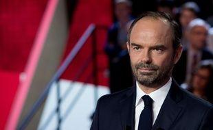 Le Premier ministre Edouard Philippe invité de «L'Emission politique» sur France 2, le 28 septembre 2017.