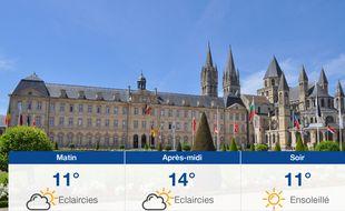 Météo Caen: Prévisions du dimanche 12 mai 2019