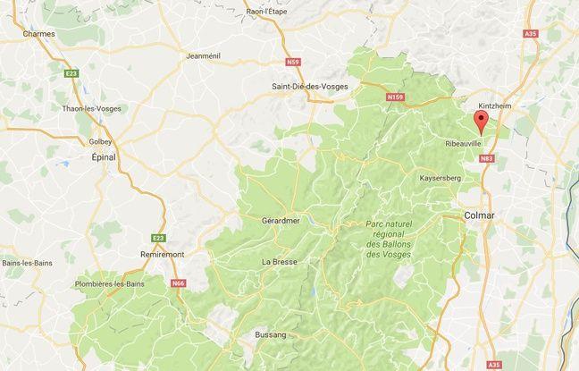 Les individus ont été interpellés sur la commune de Bergheim, après un vol commis à Saint-Hippolyte.