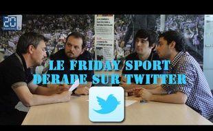 Le friday sport dérape sur twitter