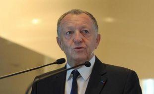 Jean-Michel Aulas assure qu'il n'y a «absolument pas d'opposition chronique avec Marseille».