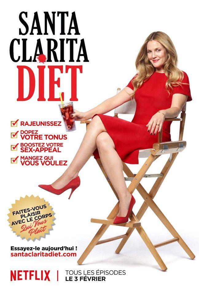 Campagne publicitaire Netflix pour la série «Santa Clarita Diet».