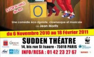 "L'affiche du spectacle ""Au grand bazar"""