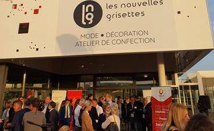Les Nouvelles grisettes ont inauguré ce week-end leurs nouveaux locaux, proche du parc des expositions près de Montpellier.