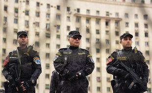Au moins 35 membres des forces de sécurité égyptiennes ont été tuées vendredi soir dans une attaque d'islamistes. (illustration)