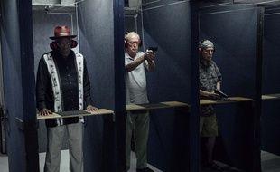 Morgan Freeman, Michael Caine et Alan Arkin dans Braquage à l'ancienne de Zach Braff