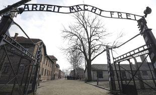 Le camp d'Auschwitz-Birkenau.