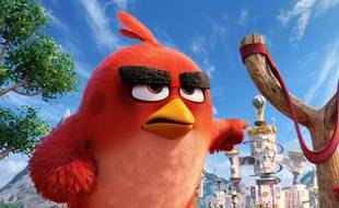 Red dans Angry Birds