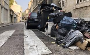 La ville de Marseille fait face à une nouvelle grève des poubelles depuis la fin de la semaine dernière