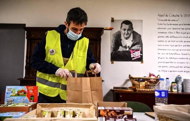 Coronavirus à Nantes: Avec le confinement, les inquiétants chiffres du recours à l'aide alimentaire