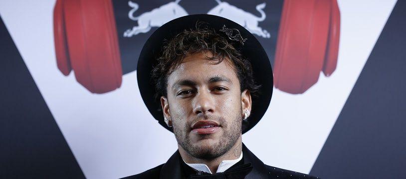 Neymar, 26 ans.