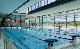 La piscine Georges Tissot à Bordeaux.