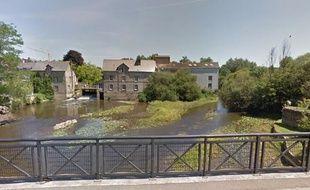 Les cas de maladie ont été signalés sur la commune d'Acigné, à l'est de Rennes.