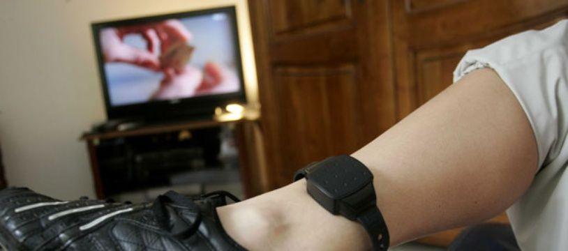 Illustration d'un bracelet électronique