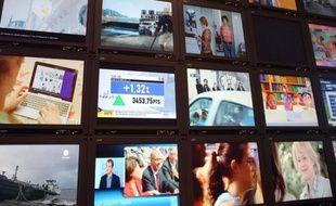 Mercredi, 16,3 millions de foyers métropolitains pourront voir six nouvelles chaînes gratuites de la TNT, principalement axées sur des magazines, documentaires ou fictions, mais qui arrivent sur un marché publicitaire tendu.