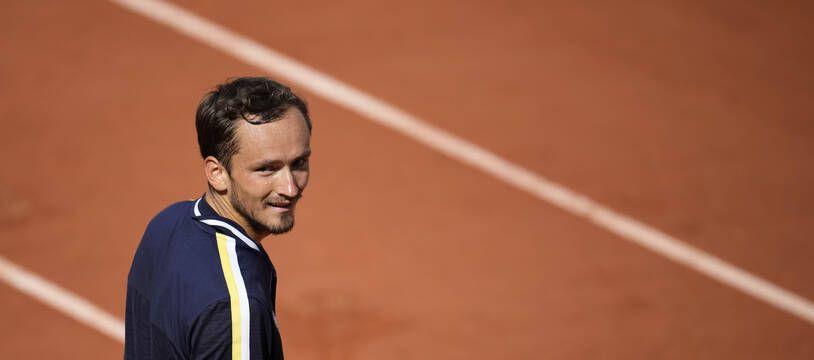Daniil Medvedev s'éclate enfin à Roland-Garros.
