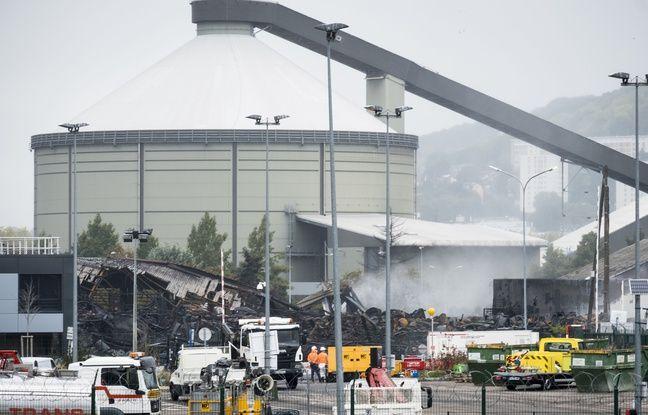 Incendie de Lubrizol à Rouen : L'enlèvement des fûts sensibles est presque terminé