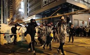 Manifestation à Hong Kong ce dimanche
