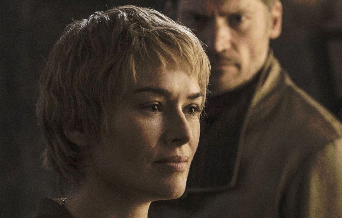 Cersei (Lena Headey) et Jaime (Nikolaj Coster-Waldau) dans «Game of Thrones». – HBO