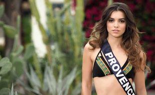 Kleofina Pnishi, Miss Provence 2017