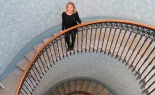 Audrey Gribelin, créatrice de l'application Smartcave