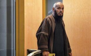 L'imam salafiste El Hadi Doudi de la mosquée As-Sounna à Marseille