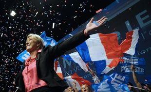 """La présidente du FN Marine Le Pen a déploré lundi la mise en place par le ministre de l'Intérieur de """"zones de sécurité prioritaires"""", estimant que """"c'est toute la France qui souffre d'insécurité chronique""""."""