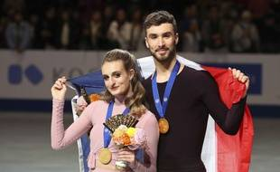 Gabriella Papadakis et Guillaume Cizeron en or