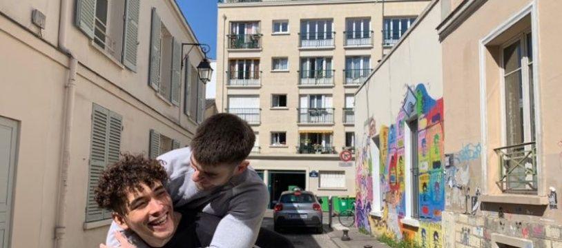 Martin et Khalil continuent d'investir la rue pour TikTok