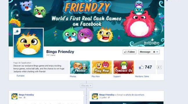 Facebook se lance dans les jeux d 39 argent en ligne for Allez cuisine translation