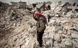 L'opposition syrienne a accusé les forces du régime de Bachar al-Assad d'avoir massacré cette semaine 72 personnes et brûlé leurs corps dans un village près d'Alep, la grande ville du nord.