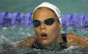 Laure Manaudou et Alain Bernard ont effectué leur dernier plongeon en compétition avant les Jeux de Pékin lors de la 4e journée des Championnats d'Ecosse, dimanche à Glasgow, une épreuve où les deux vedettes de la natation française ont laissé des impressions divergentes.