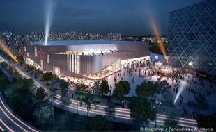 Strasbourg: Le Crédit mutuel forum, le projet d'Arena porté par le club de basket de la SIG