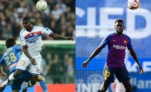 D'une finale de Coupe de la Ligue 2012 mal négociée contre l'OM (0-1) à un statut de titulaire au Barça, Samuel Umtiti a grandi à toute vitesse, de Lyon à Barcelone.