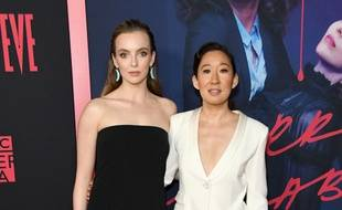 Les actrices principales de «Killing Eve», Jodie Comer et Sandra Oh