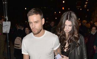 Le chanteur Liam Payne et sa compagne, Maya Henry, à Londres