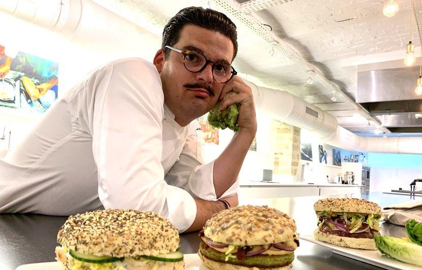 VIDEO. BurgerDayParis: Faites-vous l'un des trois burgers du Top Chef Camille Delcroix