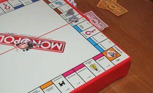 Le Monopoly détourné par une conciergerie pour voir la réalité des prix de l'immobilier en location Airbnb à Paris. (Illustration).