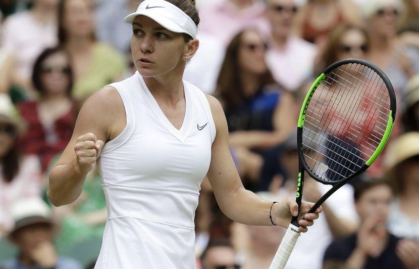 Simona Halep éparpille Serena Williams façon puzzle et remporte son premier titre à Wimbledon