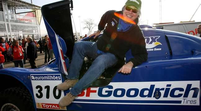 Jean-Louis Schlesser, ancien double vainqueur du Paris-Dakar, écroué à Nice