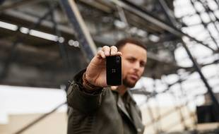 Le basketteur Stephen Curry a investi dans la start-up Palm.