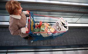 Illustration sur la consommation des ménages