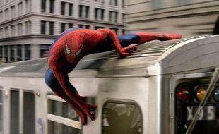 Extrait du film «Spiderman 2».