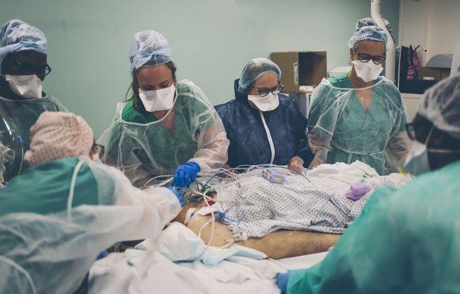 Coronavirus: 173 nouveaux décès à l'hôpital, 4.300 malades en réanimation